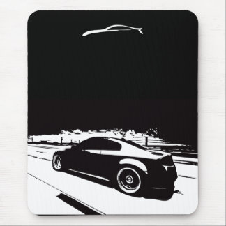 Infiniti G35 Coupe Mouse Pad