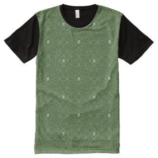 Infiniti Om All-Over Print T-Shirt