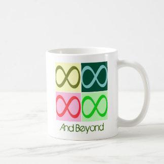 Infinity and Beyond Basic White Mug