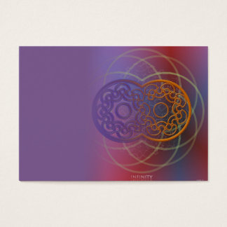 Infinity Business Card for Healers