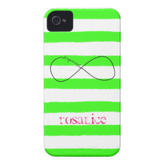 Infinity Colorguard Customizable iPhone 4 Cover