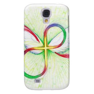Infinity Cross Galaxy S4 Case
