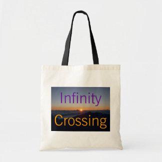 Infinity Crossing Sunrise Tote