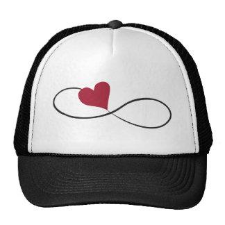 Infinity Heart Trucker Hat