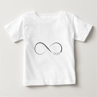 Infinity hearts symbol baby T-Shirt