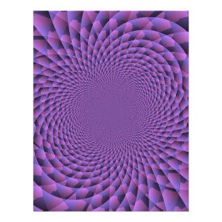 Infinity Is Purple 21.5 Cm X 28 Cm Flyer