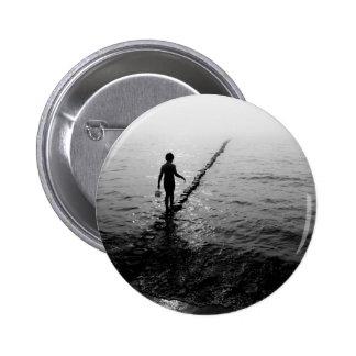 infinity kindheit.JPG 6 Cm Round Badge