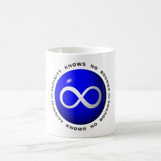 Infinity Knows No Bounds Coffee Mug