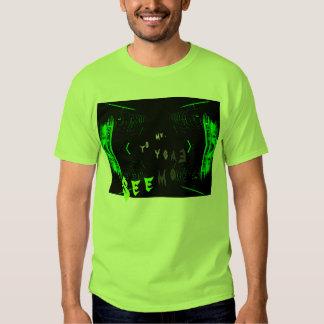 Infinity Lime Green Tshirt Seems Easy To Me 3