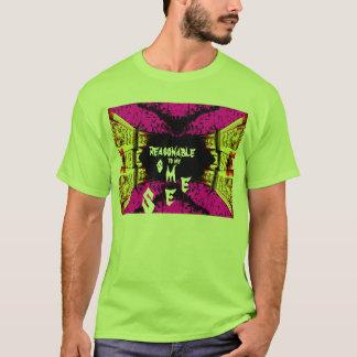 Infinity Lime Green Tshirt Seems Reasonable