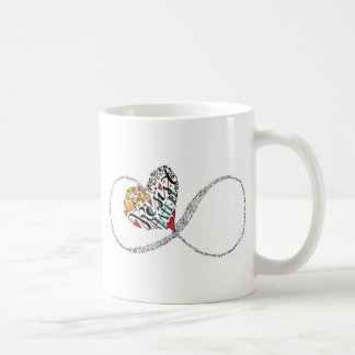 Infinity Love Coffee Mug