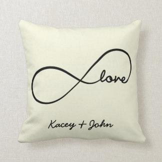 Infinity Love Cushions