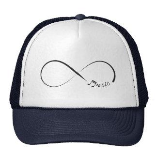 Infinity  music symbol cap