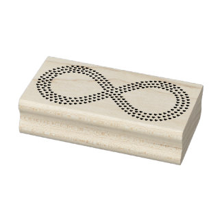 Infinity Rubber Stamp