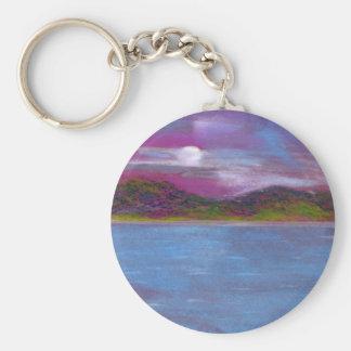 Infinity (seascape) keychains