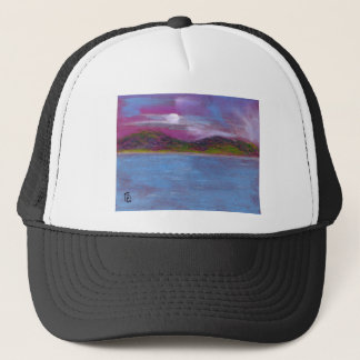 Infinity (seascape) trucker hat