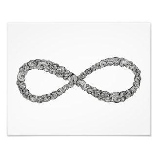 Infinity Sign Art Photo