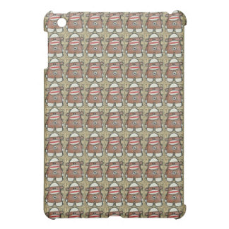 Infinity Sock Monkey iPad Case