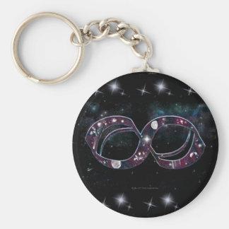 Infinity Starfield Keychain