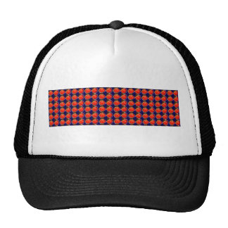 Infinity Strip TEMPLATE add text image move up dow Trucker Hat