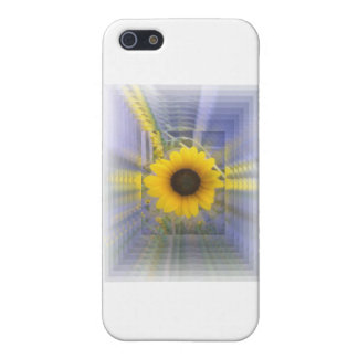 Infinity Sunflower Case For iPhone 5/5S