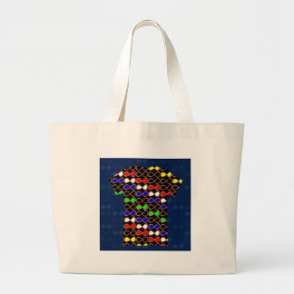 INFINITY Symbol Artistic Pattern GIFTS GREETINGS Bag
