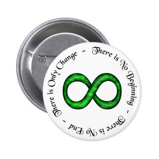Infinity Symbol Button