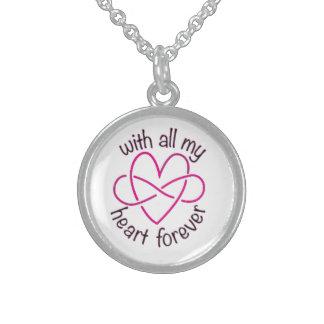 Infinity Symbol Necklace
