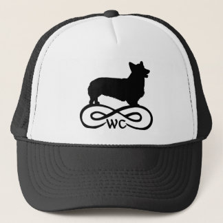 Infinity Welsh Corgi Trucker Hat