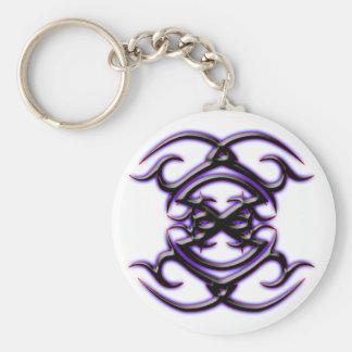 Infinity X Keychain