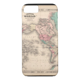 Infirm World Map 27 iPhone 7 Case