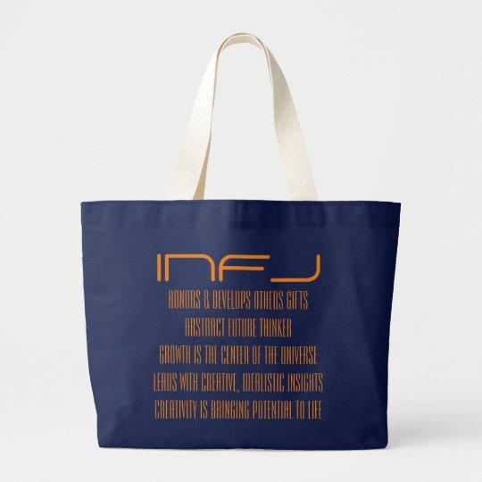 INFJ Personality Type MBTI Tote