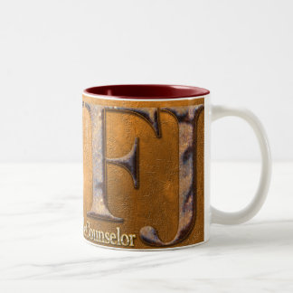 INFJmug Two-Tone Coffee Mug