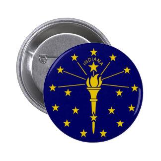 INflag 6 Cm Round Badge
