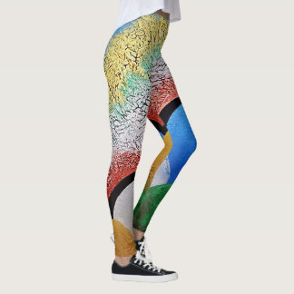 Inflated Baloons Leggings