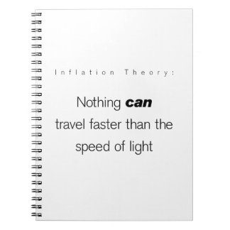 Inflation Theory... Notebook