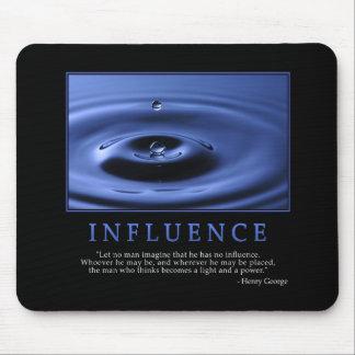 Influence Mousepad