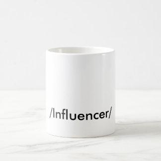 """'INFLUENCER"""" COFFEE MUG"""