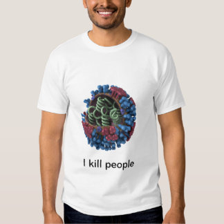 Influenza Virus Tees