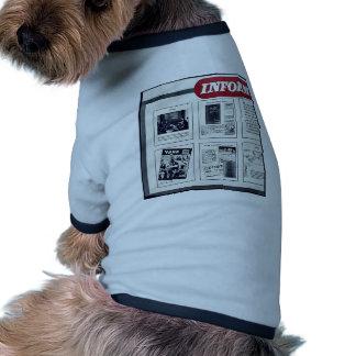 Information Dog T Shirt