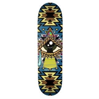 Information Revelation - Skateboard Deck