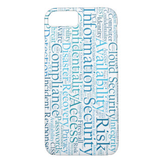 Information Security iPhone case