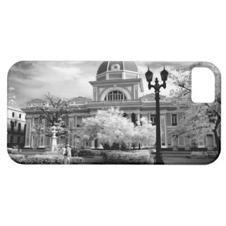 Infra Red ofParliament in Cienfuegos Cuba called Barely There iPhone 5 Case
