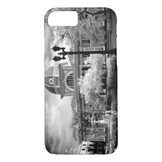 Infra Red ofParliament in Cienfuegos Cuba called iPhone 8/7 Case