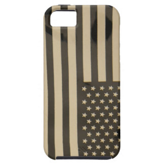 Infrared American Flag iPhone 5 Case