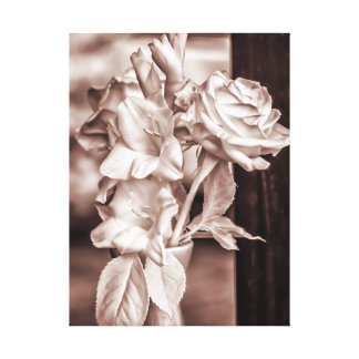 Infrared Bouquet Gallery Wrapped Canvas