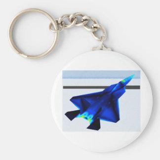 Infrared fighter keychain
