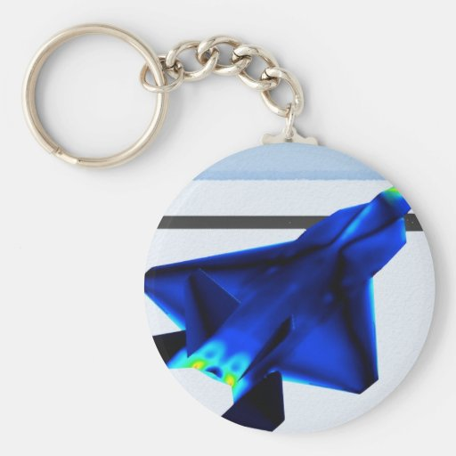 Infrared fighter key chains