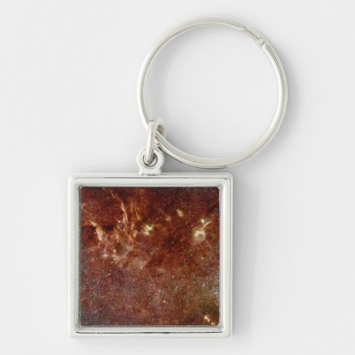 Infrared image keychain
