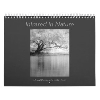 Infrared in Nature Calendar 2010